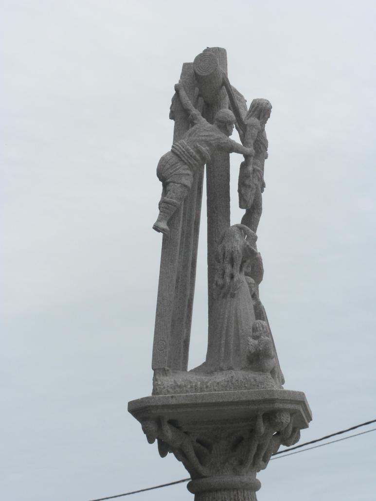 Perfil de la cruz